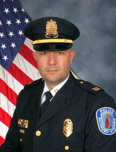 Captain Mike Snawder is the current commander of Fourth Precinct