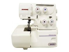 Máquina de Costura Janome - Overlock 8002D