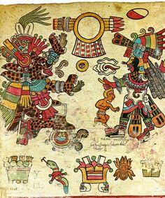Quetzalcóatl como dios tiene varias etapas, primero como deidad olmeca y tolteca, luego maya como Kukulcán o Gucumatz y más tarde en el grupo de los dioses aztecas. Fue la principal deidad del Cem …
