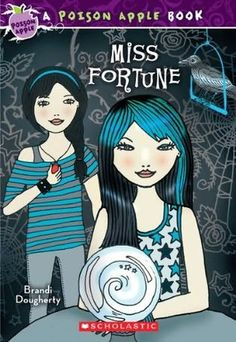 poison apple books   ... and More: Miss Fortune - Poison Apple Book 3 - Brandi Dougherty