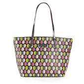 """Vera Bradley Slim Strap Tote in Moon Drop SKU #13970188  