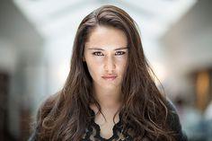 Portrait of actor Christina Chong