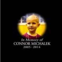 R.I.P. Connor Michalek