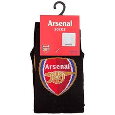 Football Team Socks-Arsenal  Poundland