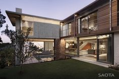 Glen 2961 House, South Africa