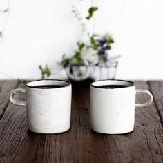 Enjoy your coffee time with the cup you love!