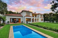 The hottest suburbs in Sandton and Randburg Grand Homes, Private Property, Double Garage, 4 Bedroom House, Luxury Kitchens, Luxury Apartments, House Prices, Mansions, House Styles