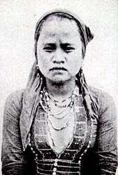 Subuanaon woman