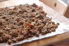 Costco makes the best granola. Hopefully this recipe compares!