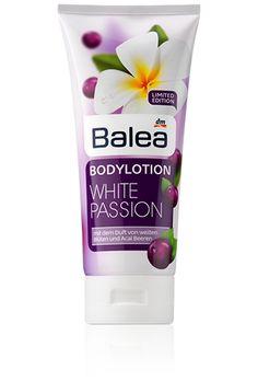white passion bodylotion