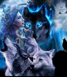 Wolves - made by angelina sandoval with bazaart baz in 2019 белые Wolf Images, Wolf Pictures, Native American Wolf, American Indian Art, Fantasy Wolf, Dark Fantasy Art, Wolves And Women, Wolf Artwork, Wolf Spirit Animal