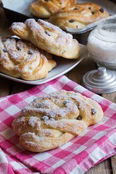 Italian Cake, Italian Desserts, Mini Desserts, Italian Recipes, Dessert Recipes, Italian Pastries, Sweet Buns, Donuts, Most Delicious Recipe