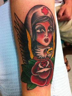 Tattoo by Alex Strangler