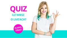 Interaktywna! Mam dla Ciebie QUIZ!  Sprawdź ile wiesz o transmisjach LIVE!  http://ift.tt/2FxxQtX  Koniecznie pochwal się wynikiem w komentarzach. Zrób ten quiz jeszcze raz po wyzwaniu i porównaj wyniki   Chcesz dołączyć do wyzwania LIVE i zrobić swoją pierwszą transmisję? Wpisz w komentarzu LIVE i postępuj według wskazówek! <3