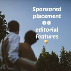 Comparing blog placement results: sponsored post vs. editorial feature