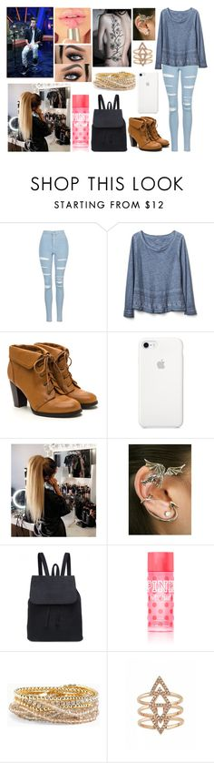 """I want someone I can laugh and be silly with."" by jblover-1fan on Polyvore featuring Justin Bieber, Topshop, Gap, Victoria's Secret and Torrid"