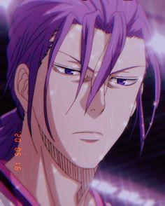 -Atsushi Murasakibara - Kuroko no basket - Kuroko's basketball- he is beauty, he is grace. Anime Echii, Kawaii Anime, Anime Guys, Kuroko No Basket Characters, Anime Characters, Otaku, Aomine Kuroko, Susanoo Naruto, Cool Anime Pictures