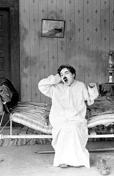 Charlie Chaplin ~ Sunnyside, 1919