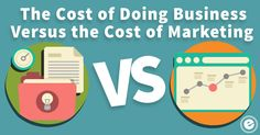 Eminent SEO offers many services: some are marketing while others are the cost of doing business. Learn how we differentiate, why and how we report. #businessvsmarketingexpense #marketingbudgeting