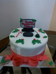 Holiday job retirement carrot cake 12-9-14