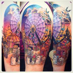 carnival tattoos - Google Search