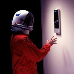 HAL 9000 Talking Replica