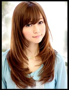 japanese mens hairstyles : ... Hair style on Pinterest Japanese hair, Japanese hairstyles and Bangs
