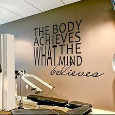 Quotes About Sports Stronger Than Yesterday Quote  Sports Decals  Gym Wall Decal .