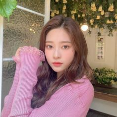 "kim minju pics on Twitter: ""instagram update… "" Kpop Girl Groups, Korean Girl Groups, Kpop Girls, Yuri, Cute Girls, Cool Girl, Pretty Korean Girls, Japanese Girl Group, Aesthetic Indie"