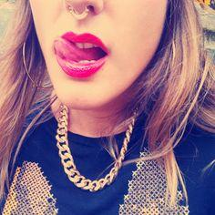 Raccoccó: Septums joya Body Mods, Septum, Chain, Jewelry, Fashion, Jewels, Moda, Body Modifications, Jewlery