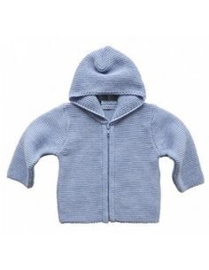 Cardigan with hood
