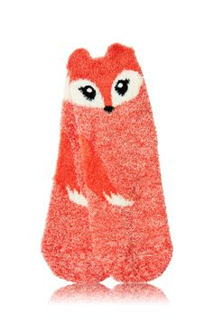 Fox Shea-Infused Lounge Socks - Bath & Body Works - Bath & Body Works