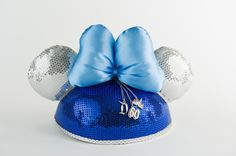 Disneyland Resort Diamond Celebration sweepstake and merchandise guide Anniversary Jewelry, 60th Anniversary, Diamond Anniversary, Disney Ears Hat, Mickey Ears, Minnie Mouse, Mouse Ears, Disney Fun, Disney Style