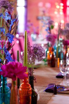 Bottle Wedding in Giewartów, Poland by artsize.pl