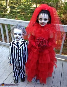 Levona: My children love the Movie Beetlejuice!! When my three-year-old son asked me if he could be Beetlejuice I went looking for a costume. Sadly I found out they don't make...