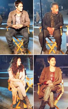 The Scorch Trials costumes