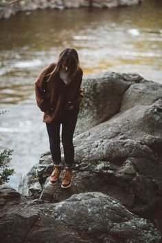Red Wing Heritage Women Moc in Oro Legacy. Hazel & Rose. Photo by Athena…
