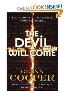 The Devil Will Come: Amazon.co.uk: Glenn Cooper: Books