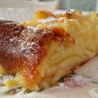 Gateau invisible pommes et poires : Recepten van Domy