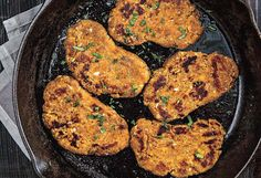 Chickpea Cutlets are a classic recipe from Isa Chandra Moskowitz, fantastic for Thanksgiving or Christmas menus, or everyday meals.