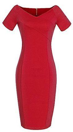 Dress Brokat V Neck 45 Trendy Ideas Elegant Dresses, Cute Dresses, Beautiful Dresses, Casual Dresses, Classy Dress, Classy Outfits, Dresses For Teens, Dresses For Work, Dress Outfits