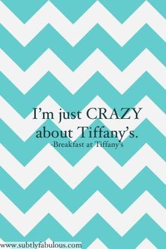 """""""I don't want to own anything until I find a place where me and things go together."""" - Holly Golightly in Truman Capote's Breakfast at Tiffany's Tiffany Und Co, Tiffany & Co., Tiffany Party, Color Azul Tiffany, Verde Tiffany, My Favorite Color, My Favorite Things, Spring 2015 Fashion, Breakfast At Tiffanys"""