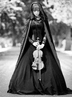 ....love the cloak <3
