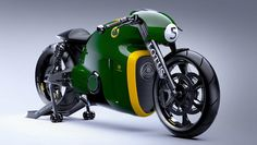 The 2014 Lotus C-01 will be at Mecum Auctions' Monterey August 18-20th.