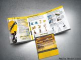 Digital folded leaflets & Brochure Printing with Printed Easy in UK ! Forest Litho Printer