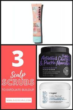 3 Scalp Scrubs to Exfoliate Buildup - DiscoCurls