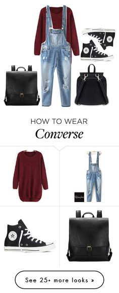We are the kids who are not afraid to show who they are. by crazygirlandproud on Polyvore featuring Relaxfeel, Converse, womens clothing, women, female, woman, misses and juniors