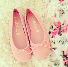 Pretty in Pink Ballerinas!