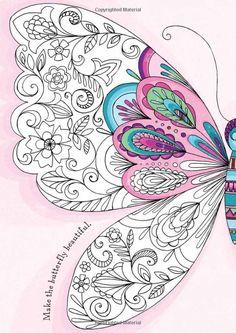 Girls' World: Doodling and Colouring: Amazon.co.uk: Various Authors: Books