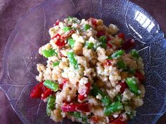Quinoa & Chickpea Salad - must try for work lunches!